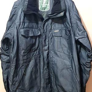 X5 Ripzone Jacket Size Large